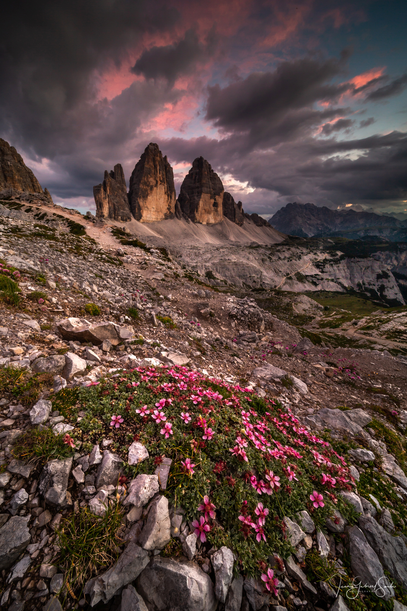 stages photo Dolomites Naturavista